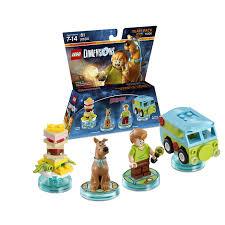 Dimensions Lego Dimensions Scooby Doo Team Pack Walmart Canada