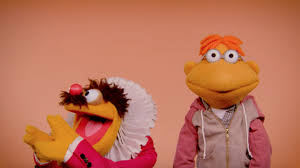 happy thanksgiving from scooter lew zealand the muppets