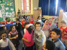 christmas party time st andrew u0027s cofe primary eccles