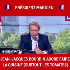bfmtv cuisine jean jacques bourdin adore la cuisine et surtout les tomates