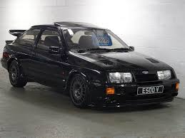used ford sierra cars for sale with pistonheads