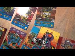 trash pack trading cards review limited edition