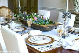 dining table arrangement formal dining table set up metropark info