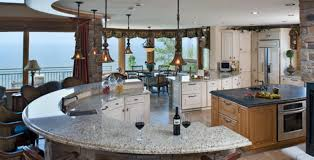 kitchen kitchen counter chalet kitchen island bar gratify