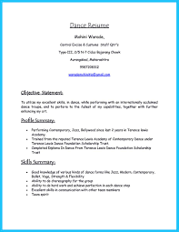Audition Resume Sample Dance Teacher Resume Template Free Resume Example And Writing
