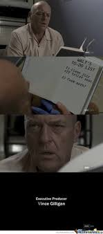 Hank Meme Breaking Bad - hank s realisation by seano299 meme center
