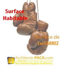 surface habitable minimum d une chambre la loi carrez différente de la surface habitable architecte paca com