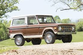 blue bronco car this all original ford bronco is a cheap blue chip collectible