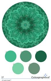 malachite greens are right now color inspiration 17