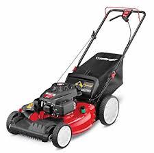 amazon com troy bilt tb220 159cc 21 inch fwd self propelled lawn