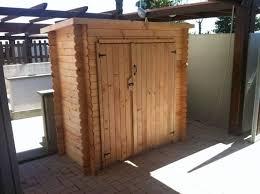 armadi in legno per esterni armadi per esterno arredamento giardino i diversi tipi di