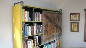 Reclaimed Wood Bookshelf Pottery Barn Storage System Pottery Barn Dollhouse Bookcase Plans