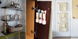 organizing ideas for bathrooms 20 cheap diy storage ideas to organize your bathroom