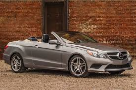 convertible mercedes 2000 used 2015 mercedes benz e class convertible pricing for sale