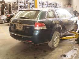 holden commodore rear bumper ve wagon omega sv6 ss ssv blue 06 13