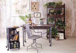 chic office decor lovely industrial chic office decor view in gallery elegant