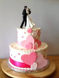 wedding cake murah contoh gambar kue pernikahan simple unik desain terbaru situs