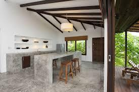 Thai Kitchen Design Villa Of Green Palms U2014 Casas Del Sol Koh Tao