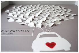 wedding guest books five fantastic wedding guest book ideas