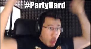 Party Hard Meme - party hard markiplier meme by ronsiturvy on deviantart