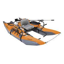 boats u0026 water sports walmart com classic accessories roanoke 1 person fishing pontoon boat