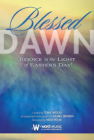 easter choral blessed easter choral