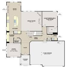the 3000 floor plan in autumn glen calatlantic homes
