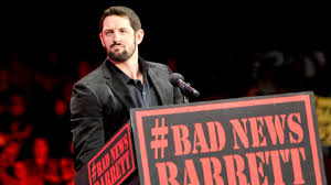Bad News Barrett Meme - bad news barrett talks wwe british chion wembley more