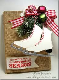 Decorate With Christmas Cards 82 Best Cards Burlap Images On Pinterest Burlap Card Ideas And