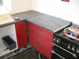 d馗oupe plan de travail cuisine dernier bout de plan de travail de la cuisine la maison
