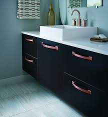 Kitchen Cabinet Hardware Canada by Compact Copper Cabinet Handles 75 Copper Cabinet Hardware Canada