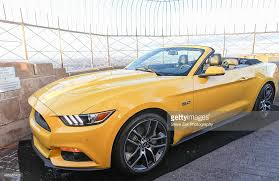 mustang 50 year limited edition 50th anniversary of the ford mustang photos and images getty images