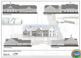 Public Floor Plans by Norfolk Ma Proposed Public Safety Facility Project Information