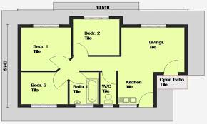 house plans 3 bedroom 11 modern 3 bedroom house plans and designs arts in south africa