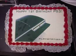 ps3 promotional cake mobile post russell heimlich