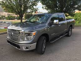 2017 nissan titan test drive 2017 nissan titan new and improved times free press