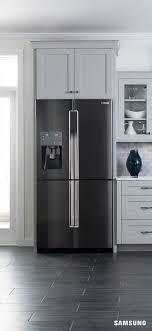 Best  Black Stainless Steel Ideas On Pinterest Stainless - Amazing stainless steel kitchen cabinet doors home
