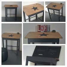 bureau écolier relooké un bureau d écolier au relooking industriel bureau desk bureaus