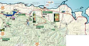 Map Of Sequim Wa Olympic Peninsula Map National Park And Port Angeles