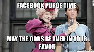 Purge Meme - purge time