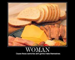 Sandwich Maker Meme - sandwich makers now described as female under facebook s leet