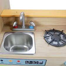 Play Kitchen Sink by Teamson Kids Green Play Kitchen With Dual Washers Set Ebay