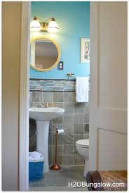 Bathroom Before And After Photos Five Inspiring Before And After Bathroom Makeovers H20bungalow