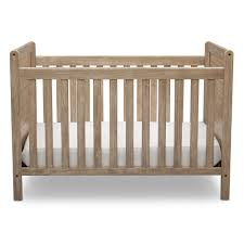 Convertible Cribs Babies R Us Delta Children 4 In 1 Crib Rustic Whitewash Delta