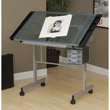 Glass Top Drafting Drawing Table 31 Best Studio Designs Drafting Tables Drawing Tables Metal And