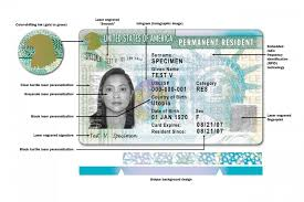 how to read a green card citizenpath