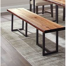 live edge outdoor table live edge wood bench wayfair
