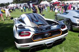 koenigsegg ccxr carbon fiber automotive pebble beach 2017 quail a motorsports gathering