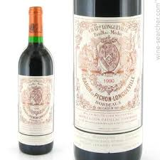 learn about chateau pichon baron 1990 chateau pichon longueville au baron de pichon longueville