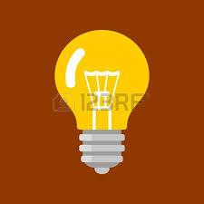 Flat Light Bulb Light Bulb Vector Stock Photos U0026 Pictures Royalty Free Light Bulb